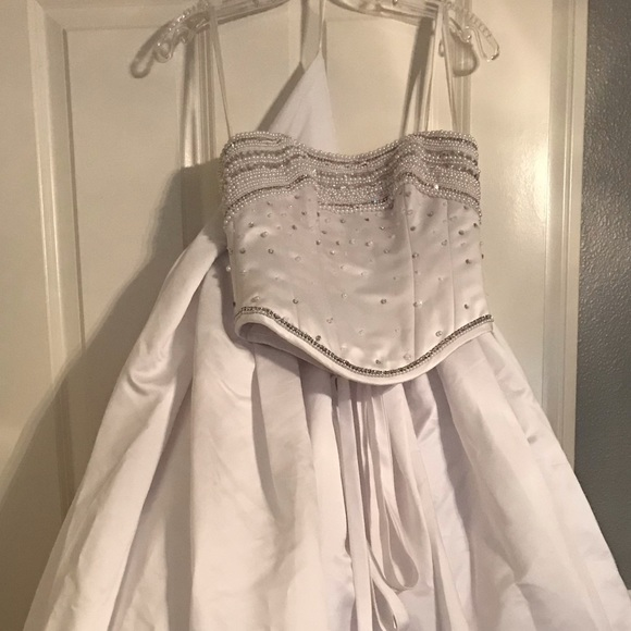Maggie Sottero Dresses 2 Piece Wedding Dress Poshmark